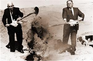 MCWD Groundbreaking 1969