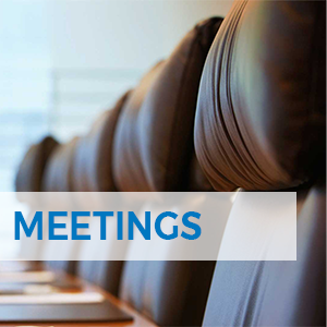 Public Board and Committee Meetings