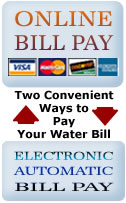 Two ways to pay your MCWD bill